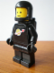 Minifig No: sp068  Name: Classic Space - Black with Airtanks, Stickered Torso Pattern