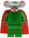 Minifig No: sp092  Name: Space Police 3 Alien - Squidman