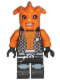 Minifig No: sp093  Name: Space Police 3 Alien - Kranxx