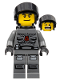 Minifig No: sp096  Name: Space Police 3 Officer 4 - Airtanks
