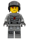 Minifig No: sp098  Name: Space Police 3 Officer 3