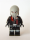 Minifig No: sp101  Name: Space Police 3 Alien - Skull Twin
