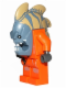 Minifig No: sp113  Name: Space Police 3 Alien - Jawson