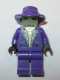 Minifig No: sp114  Name: Space Police 3 Alien - Brick Daddy