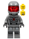Minifig No: sp118  Name: Space Police 3 Officer 14 - Airtanks
