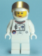 Minifig No: sp120  Name: Shuttle Astronaut - Female