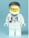 Minifig No: sp121  Name: Shuttle Astronaut - Male