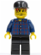 Minifig No: spd014  Name: Taxi Driver