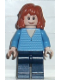 Minifig No: spd020  Name: Mary Jane 4 - Medium Blue Sweater