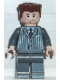 Minifig No: spd022  Name: Harry Osborn 2, Dark Bluish Gray Suit Torso, Dark Bluish Gray Legs