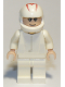 Minifig No: sr008  Name: Speed Racer, White Racing Coveralls