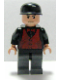Minifig No: sr014  Name: Commentator