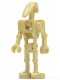 Minifig No: sw0001c  Name: Battle Droid with One Straight Arm