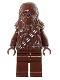 Minifig No: sw0011  Name: Chewbacca (Brown)