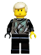 Minifig No: sw0018  Name: Luke Skywalker (Endor)