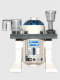 Minifig No: sw0028a  Name: R2-D2 with Serving Tray (Dark Bluish Gray 2 x 4 plate)
