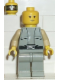 Minifig No: sw0049  Name: Lobot (Yellow Head)
