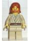 Minifig No: sw0055  Name: Obi-Wan Kenobi (Young with Dark Orange Hair and Headset)
