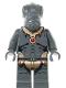Minifig No: sw0062  Name: Geonosian - Dark Gray