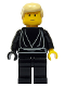 Minifig No: sw0068  Name: Luke Skywalker with Black Right Hand (Final Duel II)