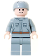 Minifig No: sw0082  Name: Rebel Technician, Light Bluish Gray Uniform
