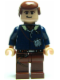 Minifig No: sw0088  Name: Han Solo, Reddish Brown Legs with Holster Pattern (Light Flesh)