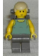 Minifig No: sw0106  Name: Luke Skywalker (Dagobah, Sand Green Tank Top, Backpack)