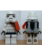 Minifig No: sw0109  Name: Sandtrooper - Orange Pauldron (Solid), Survival Backpack, No Dirt Stains, Helmet with Solid Mouth Pattern and Solid Yellow Head