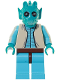 Minifig No: sw0110  Name: Greedo