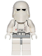 Minifig No: sw0115  Name: Snowtrooper, Light Bluish Gray Hips, White Hands (Hoth Stormtrooper)