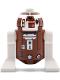 Minifig No: sw0119  Name: Astromech Droid, R7-D4