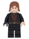 Minifig No: sw0120  Name: Anakin Skywalker with Black Right Hand