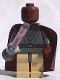 Minifig No: sw0133  Name: Mace Windu with Light-Up Lightsaber (Trans-Light Purple Lightsaber Blade)