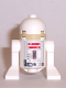 Minifig No: sw0142  Name: R5-D4 (Unprinted Dome)
