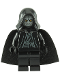 Minifig No: sw0210  Name: Emperor Palpatine - Light Bluish Gray Head, Black Hands