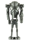 Minifig No: sw0230  Name: Super Battle Droid with Blaster Arm