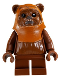Minifig No: sw0237  Name: Wicket (Ewok)