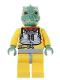 Minifig No: sw0280  Name: Bossk - Sand Green