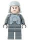 Minifig No: sw0289  Name: General Maximillian Veers - Light Bluish Gray Helmet and Armor