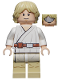 Minifig No: sw0335  Name: Luke Skywalker (Tatooine, Gray Visor on Reverse of Head)