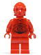 Minifig No: sw0344  Name: R-3PO