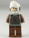 Minifig No: sw0350  Name: Dengar (Light Bluish Gray Torso)