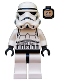 Minifig No: sw0366  Name: Stormtrooper (Detailed Armor, Patterned Head, Dotted Mouth Pattern)