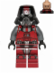 Minifig No: sw0436  Name: Sith Trooper - Dark Red Outfit