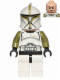 Minifig No: sw0438  Name: Clone Trooper Sergeant
