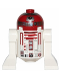 Minifig No: sw0456  Name: Astromech Droid, R4-P17