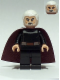 Minifig No: sw0472  Name: Count Dooku - White Hair