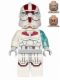 Minifig No: sw0475  Name: Jek-14 with Clone Helmet