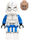 Minifig No: sw0503  Name: Special Forces Commander
