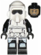 Minifig No: sw0505  Name: Scout Trooper (Black Legs)